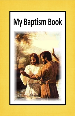 my baptism book yellow preview