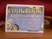 Cookbook Gift Idea 4×6