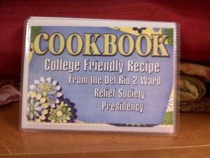 Cookbook Gift Idea