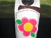 Pillow Box Door/Water Bottle Hanger