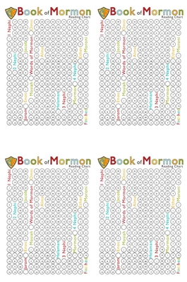 book of mormon reading charts for boys 4