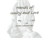 Hands of Unity and Love