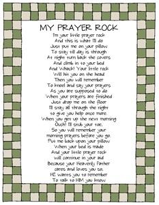 image relating to Prayer Rock Printable identify MY PRAYER ROCK The Principle Doorway