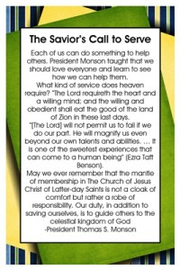 August 2012 HT The Savior's Call to Serve