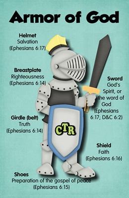 Armor of God Lt sm