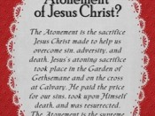 March: The Atonement of Jesus Christ