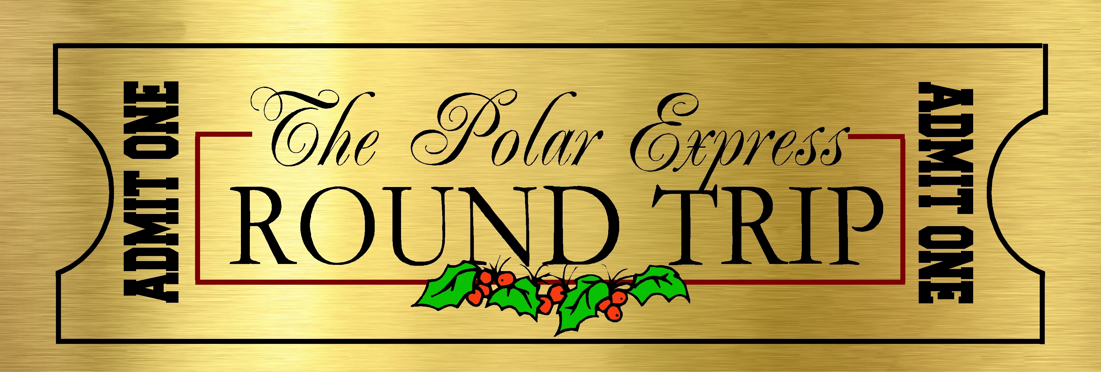 image relating to Polar Express Ticket Printable titled Polar Convey Ticket The Notion Doorway