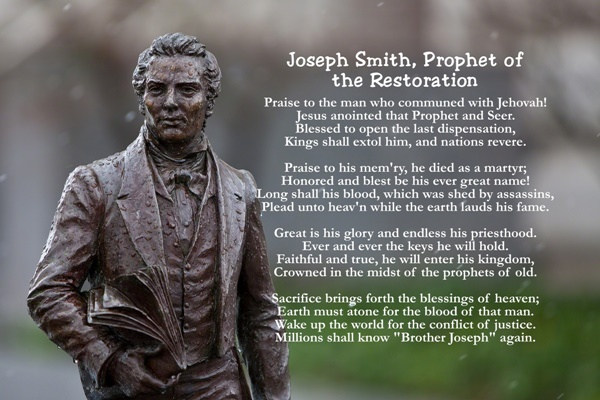 Chapter 5: Joseph Smith, Prophet of the Restoration