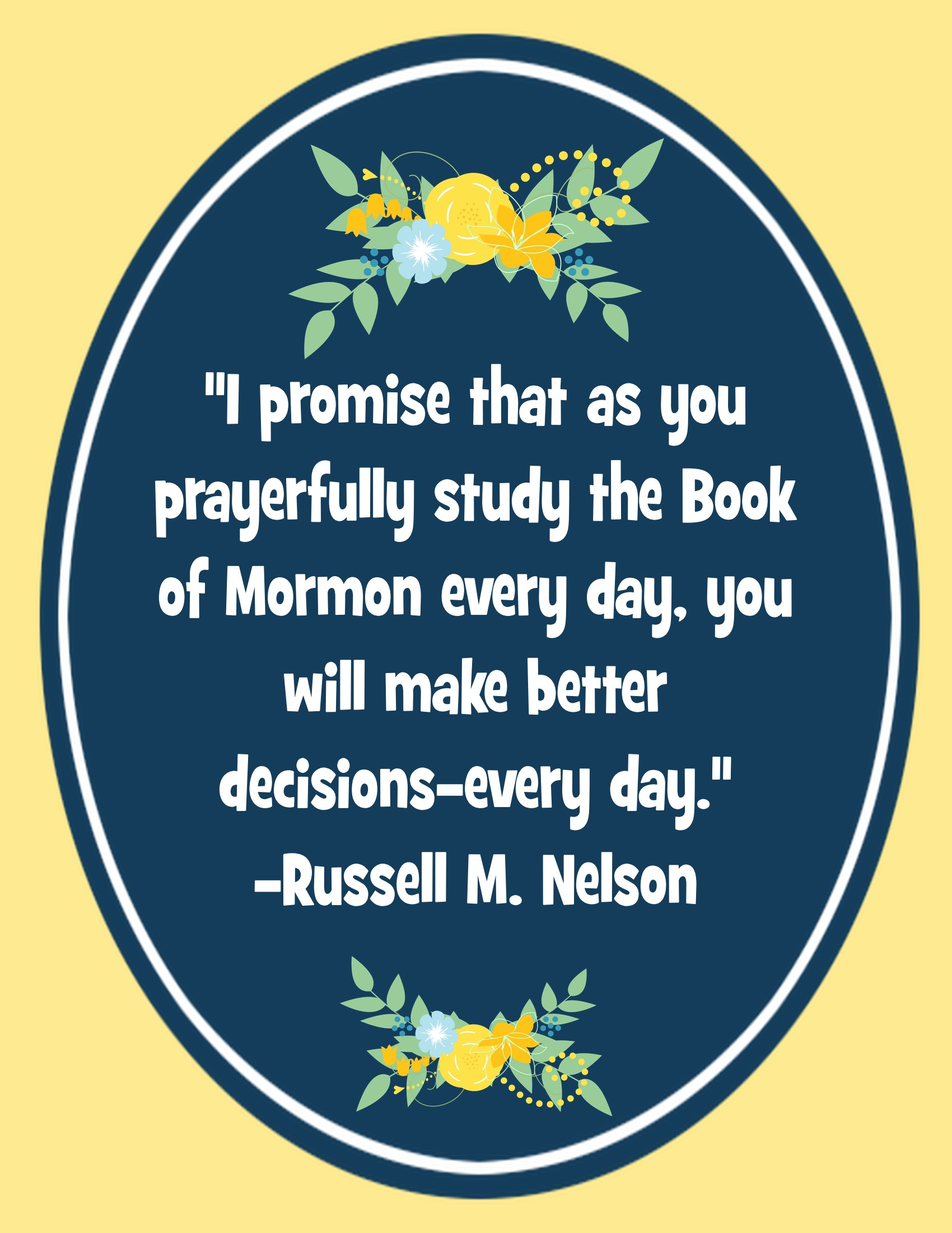 Book Of Mormon Quotes I Promise That As You Prayerfully Study The Book Of Mormon.quote