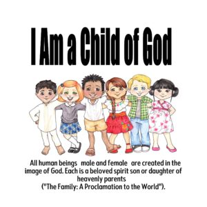 i am a child of god chords pdf